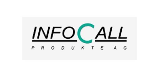 InfoCall Logo